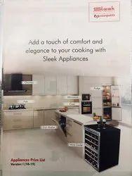 sleek Kitchen Appliances