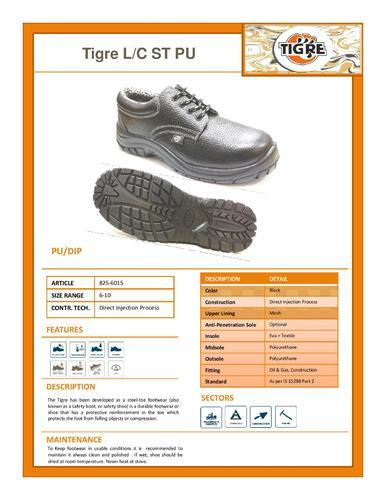 Bata Safety Shoes-Tiger PU Sole