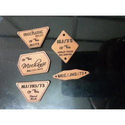Leather Jeans Patches