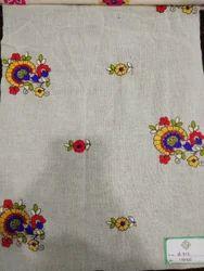 Butta Embroidery Fabrics
