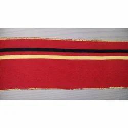 Polyester Rib Fabric, GSM: 50-100