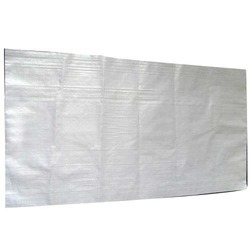 White PP Packaging Bag
