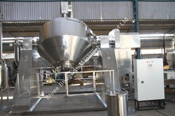 Rotocone Vacuum Paddle Dryer