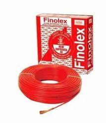 1.5Sqmm Wire 90m Red Finolex Wires