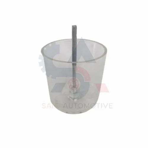 Plastic Fuel Sediment Bowl For JCB 3CX 3DX Backhoe Loader - Part No. 32/904709