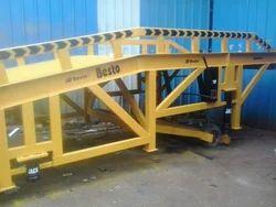 Hydraulic Dock Ramp