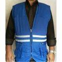 Sleeveless Safety Jackets