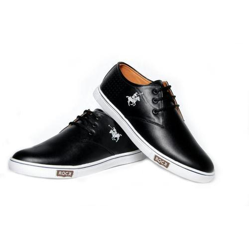 Black Canvas Shoes, Size: 6 To 11, Rs