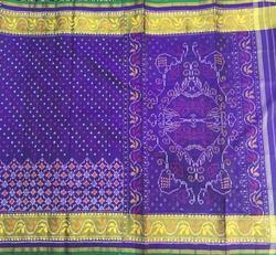 Silk Fabric Patola Saree