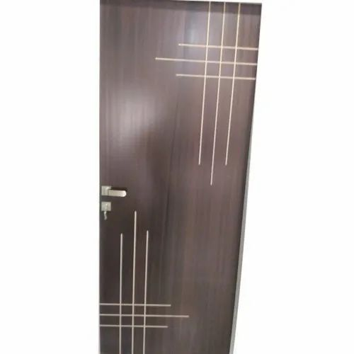 Hinged Interior WPC Door, for Home