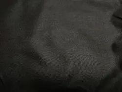 Imported Black Twill Fancy Fabric, 100-150