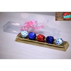 Creative Corner Round (chocolate) Chocolate Ball Gift Box
