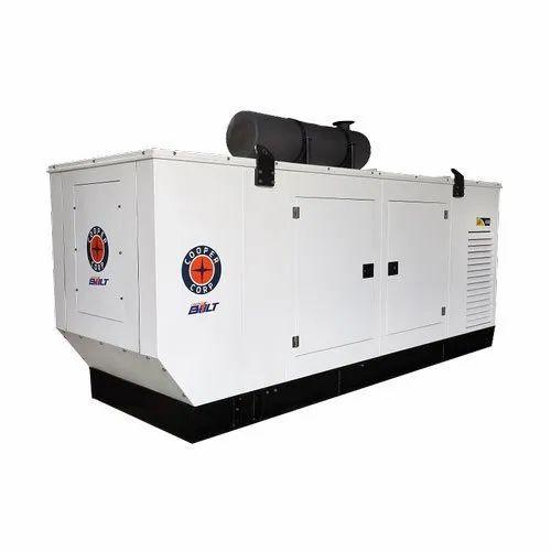 160 kVA Cooper Corp Diesel Genset