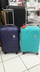 American Tourister Polyester Traveling Spinner Trolley