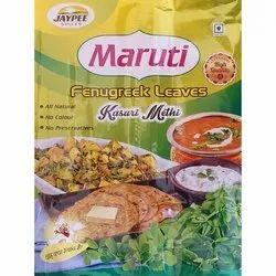 Maruti Kasuri Methi Leaves, Packaging Size: 500g