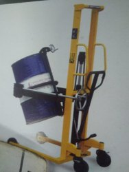 Barrel Lifter - Hydraulic - Manually Operated