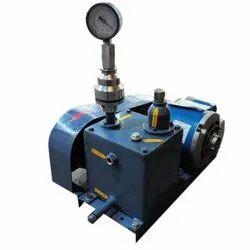 Two Stage Rotary Vane Vacuum Pump