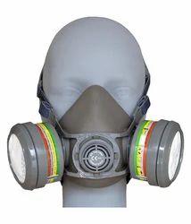 Respiratory Cup Half Mask (Venus V-800), Size: Medium