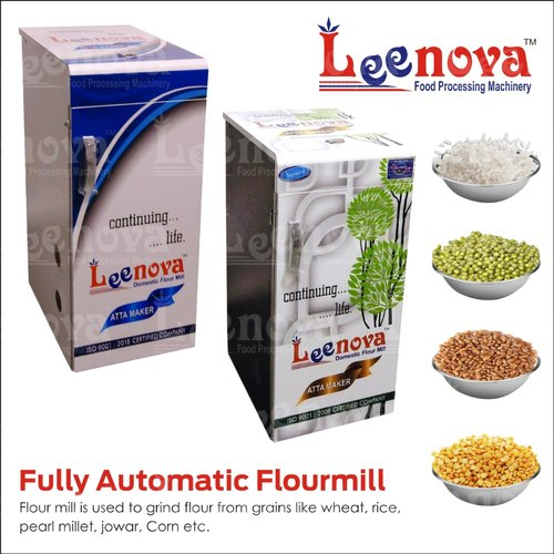 Leenova Fully Automatic Flour Mill