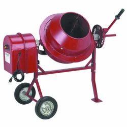 Electric Portable Cement Mixer