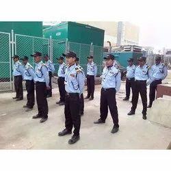 Industrial Security Guard Service