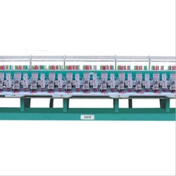 Multi Head Tapping Embroidery Machine