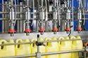 Disinfectant Liquid Filling Machine