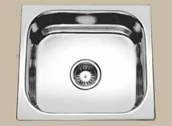 Stainless Steel Franke Kitchen Sinks, Size: 30 Or 33
