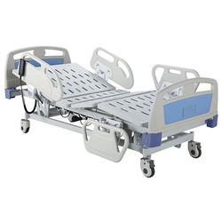 ICU  Bed Electric (ABS Panels & ABS Railings)