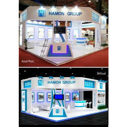 Exhibition Corporate Stall Services