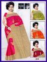Embroidery Cotton Sarees
