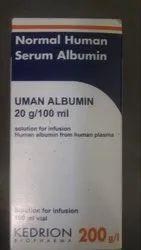 Human Albumin 20 % Kedrion
