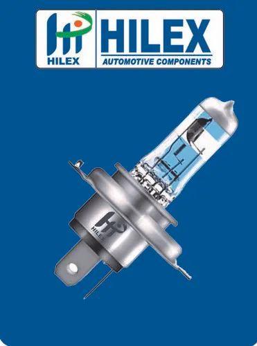 Hilex Halogen bulbs
