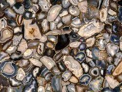 Black Agate Stone