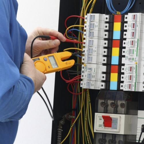 Electric Wire Maintenance Work, Electrical Wiring Services - Om ...