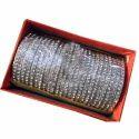 LCT Silver Colour Aluminium Kada