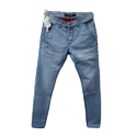 Mens Blue Denim Jeans, Waist Size: 28 To 40