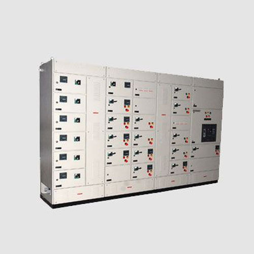 Mild Steel Three Phase Motor Control Center Panel