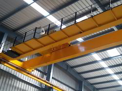 Industrial Double Beam EOT Cranes