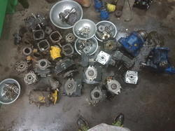 Hydraulic Pump Motor Repair Service