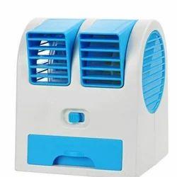 Mini Cooler Double Blower
