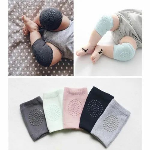 Mix Cloth Baby Knee Pad