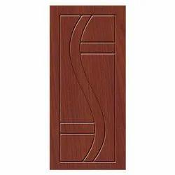 Interior Polished Wooden Door