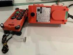 Fiber PA  F21-E1B  Crane Radio Remote