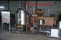 Tomato Processing Plant Machinery