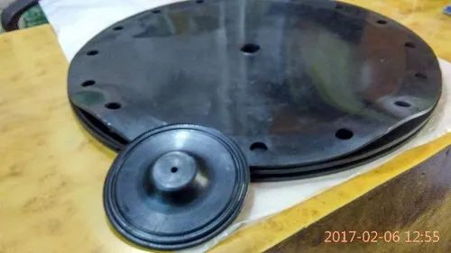 Diaphragm For Cement Mill
