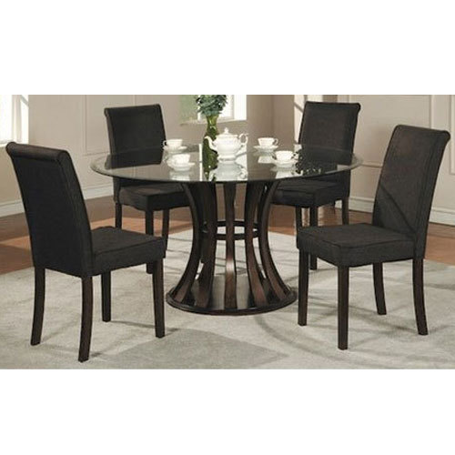 4 Seater Gl Dining Table