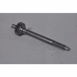 Pinion Main Drive Shaft 18/10 Teeth Massey Ferguson Tractors