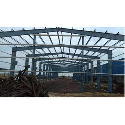 Steel Industrial Structural Shed