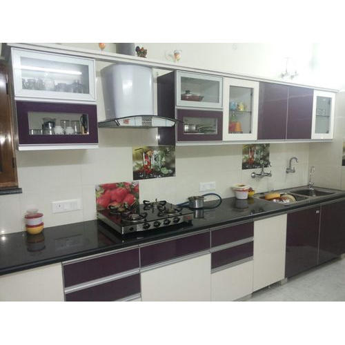 Mod Furn Modular Kitchen At Rs 1500 /square Feet